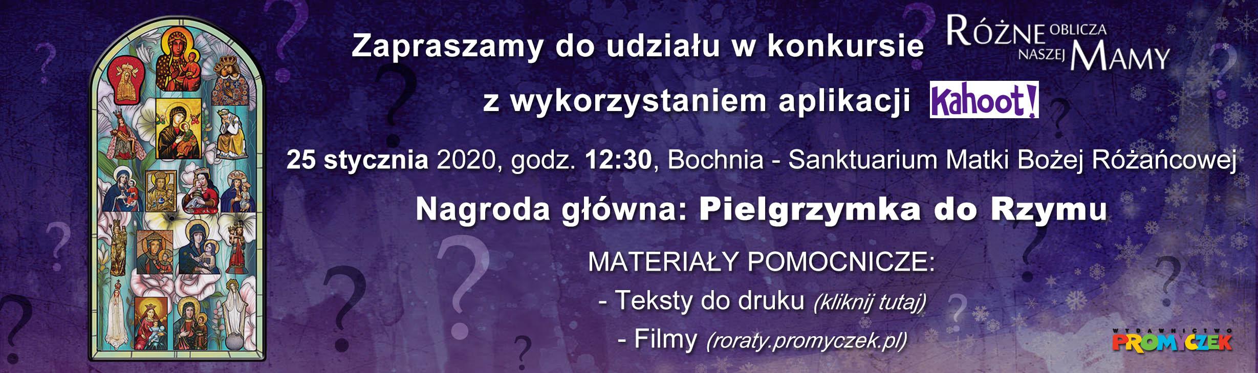 Materiały na konkurs - Bochnia