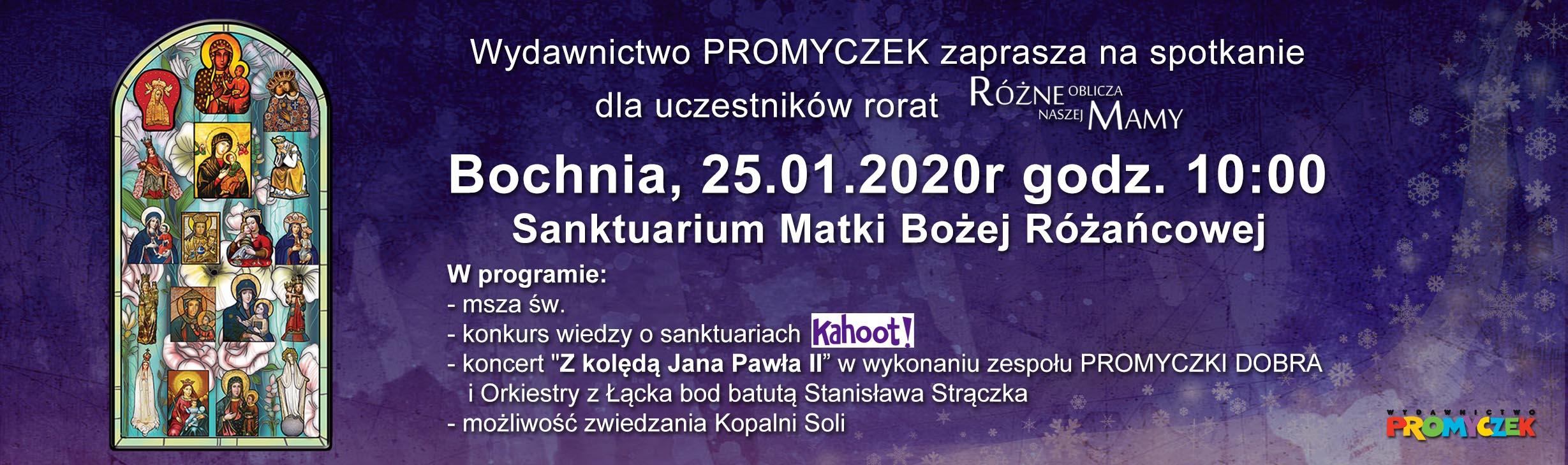 Spotkanie w Bochni